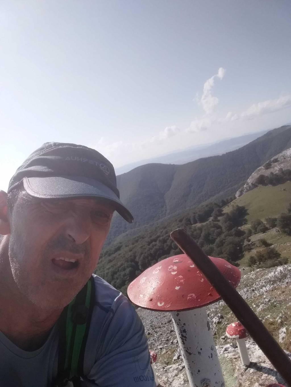 Roman Aranegi erabiltzailea Gorostiaran puntan, 2020-08-14 17:46