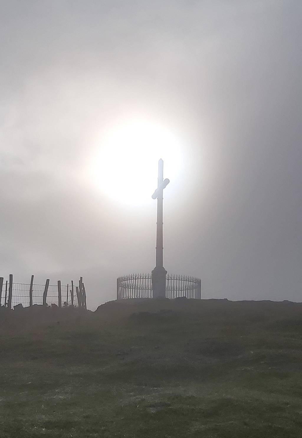Txema Arenaza erabiltzailea Gorgomendi (Aloña) puntan, 2020-08-23 09:07