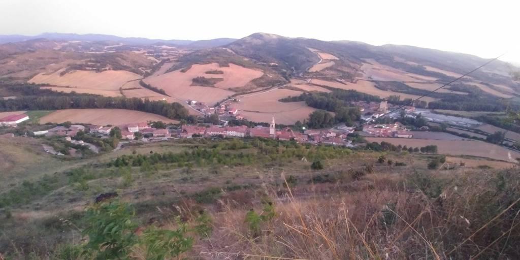 MIKEL ARRIBAS erabiltzailea Cerro del Castillo puntan, 2020-08-26 21:10