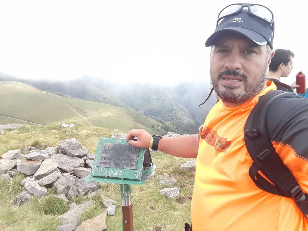 Iñaki Carrero Bujan erabiltzailea Urkulu puntan, 2020-08-22 12:46
