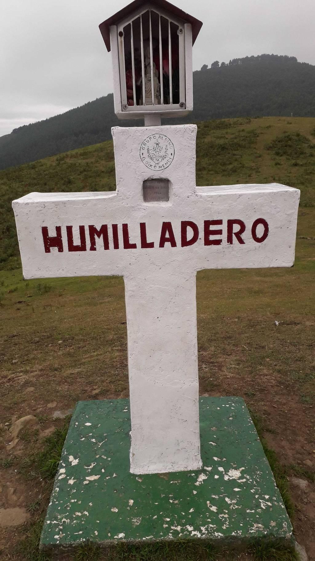Iñaki Carrero Bujan erabiltzailea El Humilladero puntan, 2020-08-21 10:27