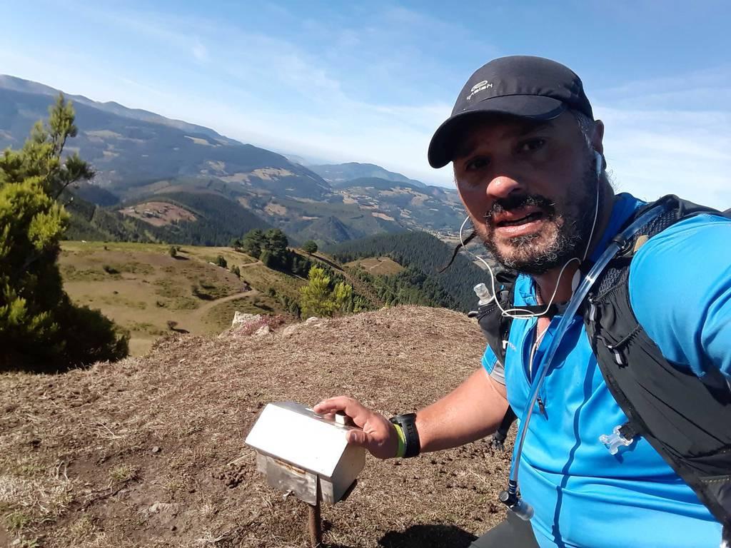 Iñaki Carrero Bujan erabiltzailea Alto de la Celadilla puntan, 2020-09-03 10:52