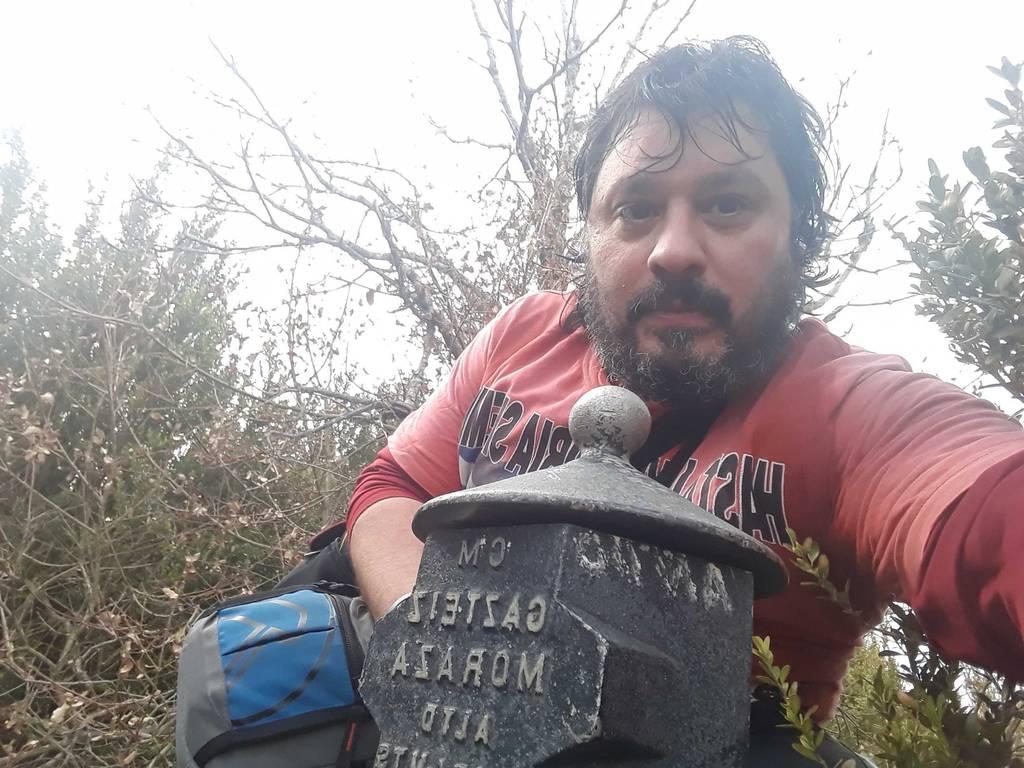 Iñaki Carrero Bujan erabiltzailea Moraza puntan, 2020-03-08 10:26