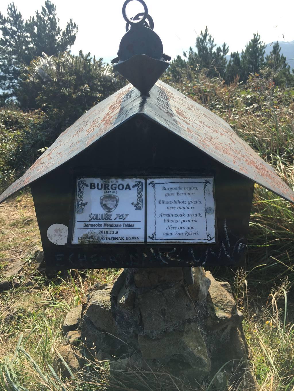 Gorka PZ erabiltzailea Burgoa puntan, 2020-09-11 10:42