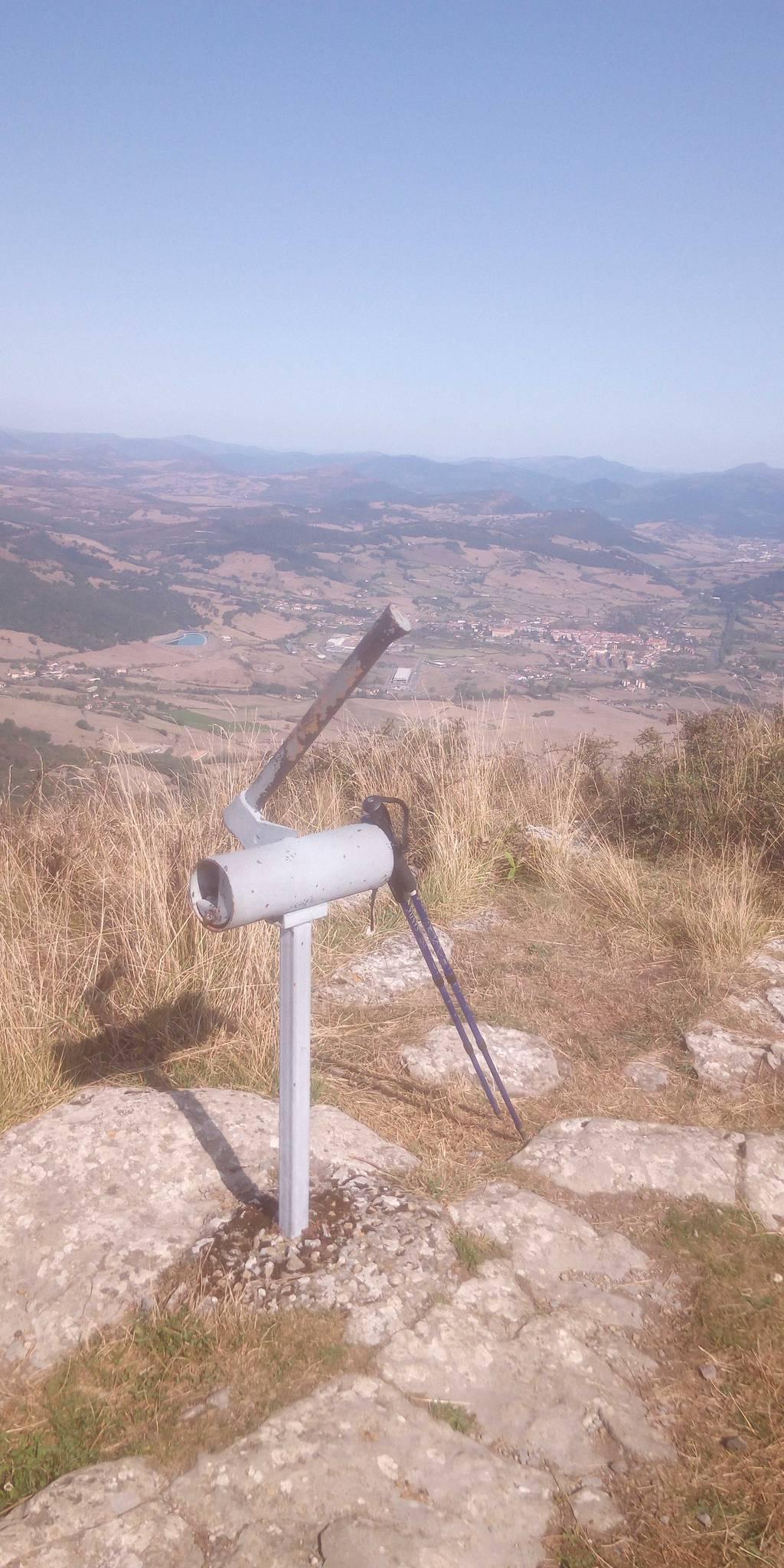 javier aldama erabiltzailea Santiago (Arando) puntan, 2020-09-12 11:50