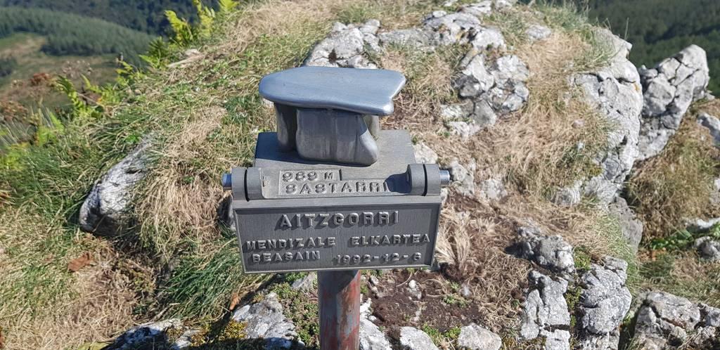 Aitziber Urruzola erabiltzailea Sarastarri puntan, 2020-09-13 12:25