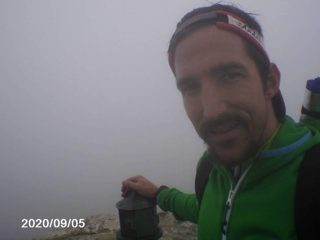 Andoni Oyarzabal erabiltzailea Aratz puntan, 2020-09-05 12:05