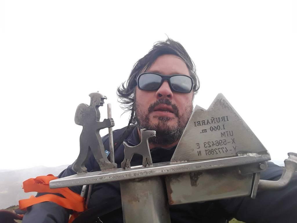 Iñaki Carrero Bujan erabiltzailea Arriurdiñeta puntan, 2020-02-09 10:46