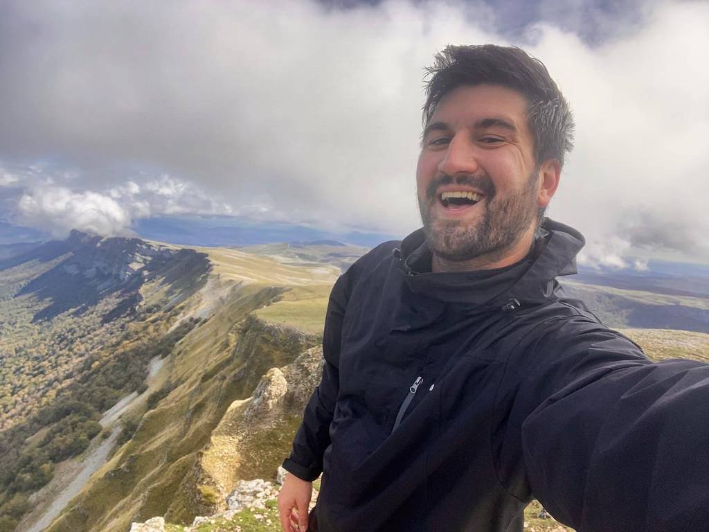 Ander Sanjurjo Luque erabiltzailea Beriain (San Donato) puntan, 2020-10-05 12:51