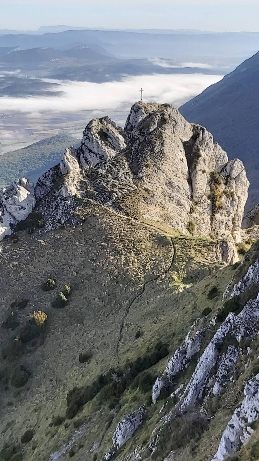 Txema Arenaza erabiltzailea Peña (Cruz) del Castillo puntan, 2020-10-17 10:29