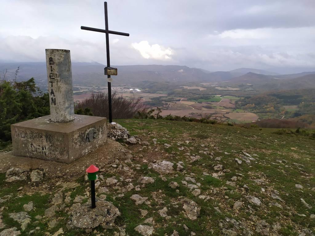 Jon Mikel Hurtado de Saratxo erabiltzailea San Kristobal puntan, 2020-10-22 18:12