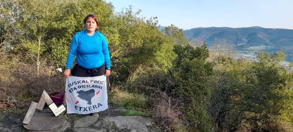 Sonia Campos erabiltzailea Burubio puntan, 2020-10-24 10:26
