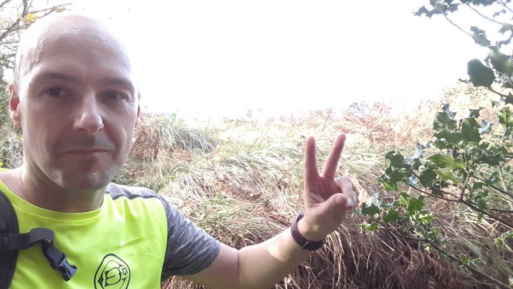 Mikel Larreategi erabiltzailea Azurtzamendi puntan, 2020-11-08 11:40