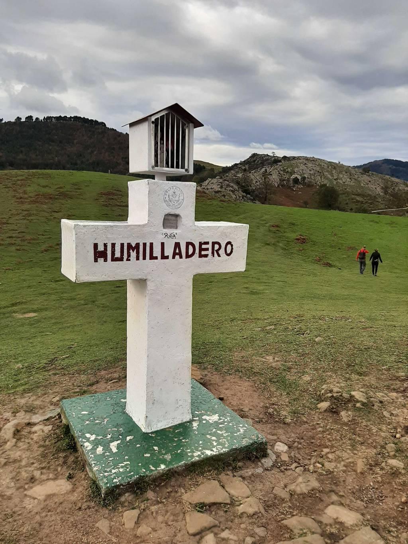 Gontzal Barasorda erabiltzailea El Humilladero puntan, 2020-11-15 14:04