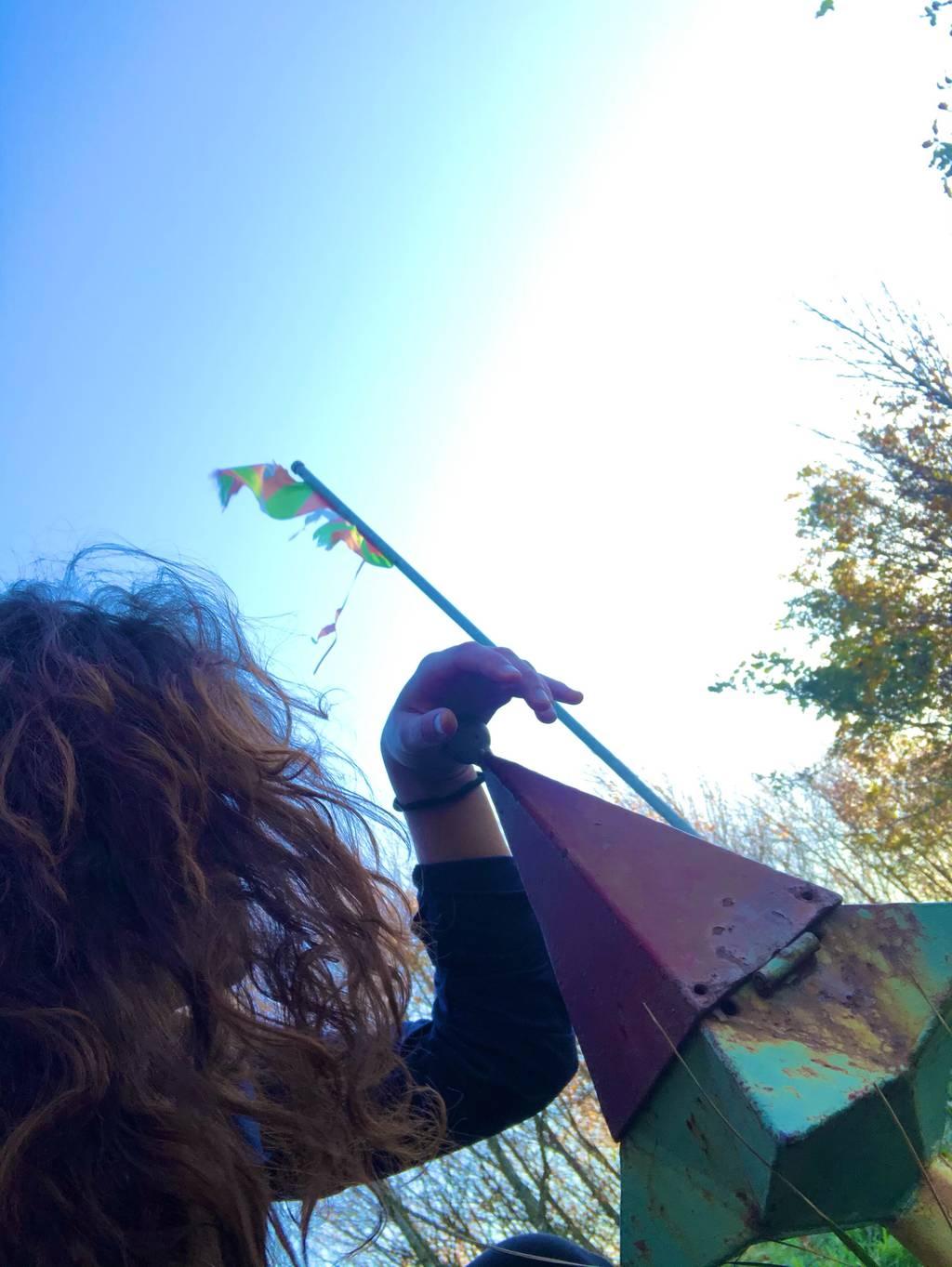 Sari txu  erabiltzailea Arakaldo puntan, 2020-11-18 09:04