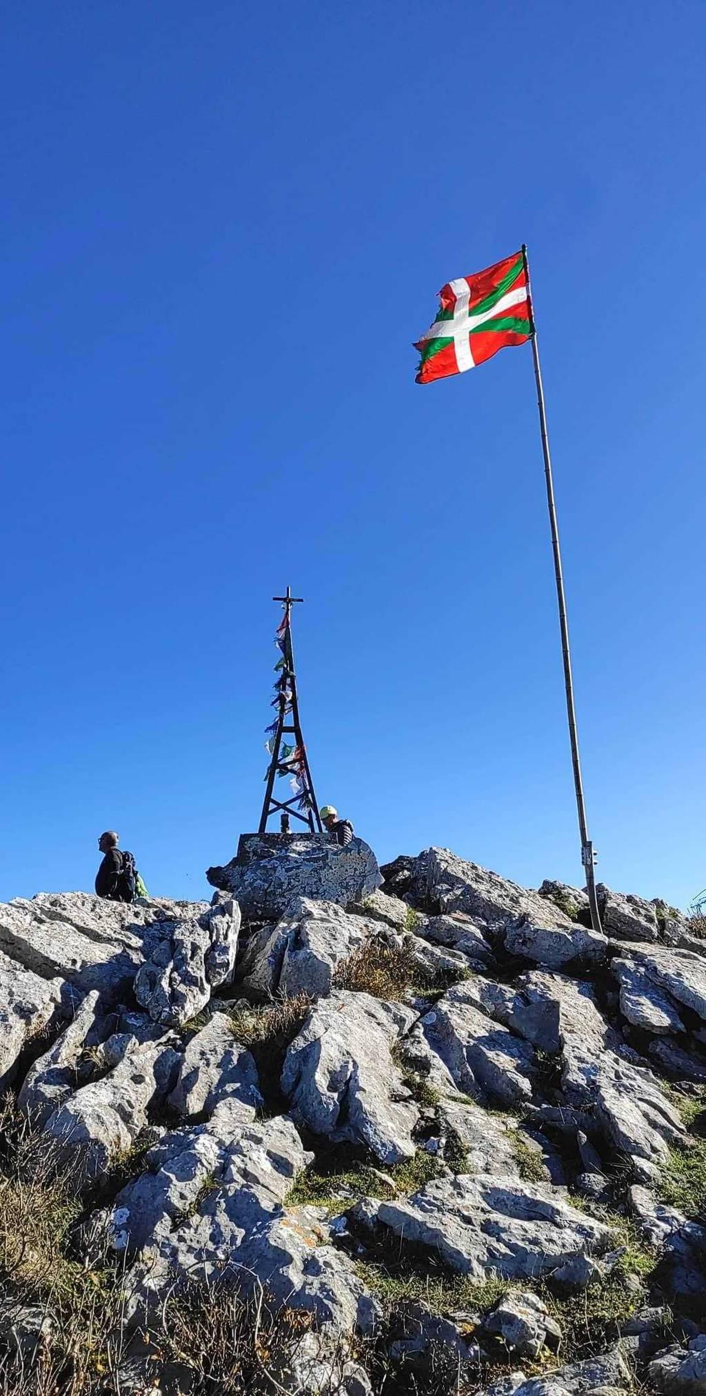 Oiertxo smith erabiltzailea Pico de la Cruz puntan, 2020-11-22 13:42