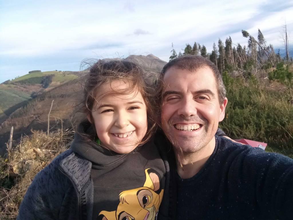 Mikel Lizarralde erabiltzailea Azkarate puntan, 2020-12-13 15:45