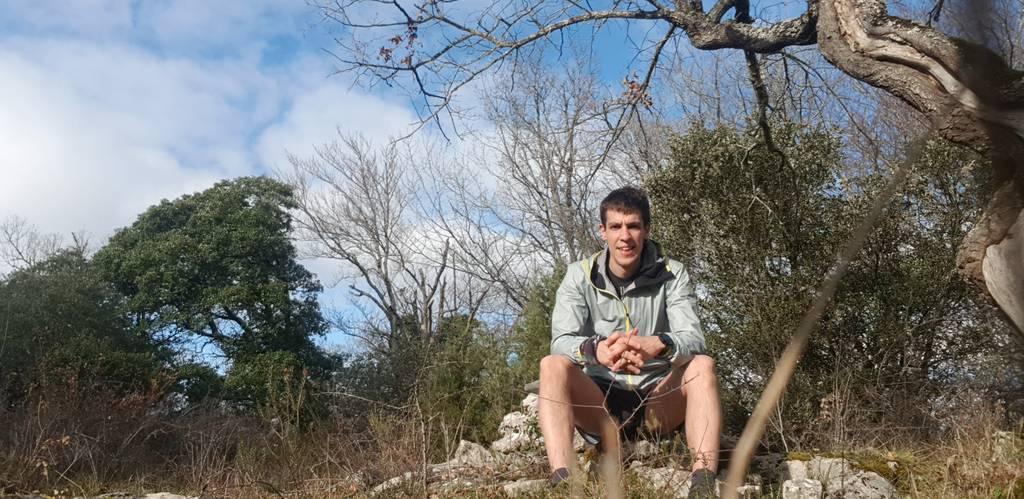 Mikel Barrós erabiltzailea Alto de las Carboneras puntan, 2020-12-14 12:10