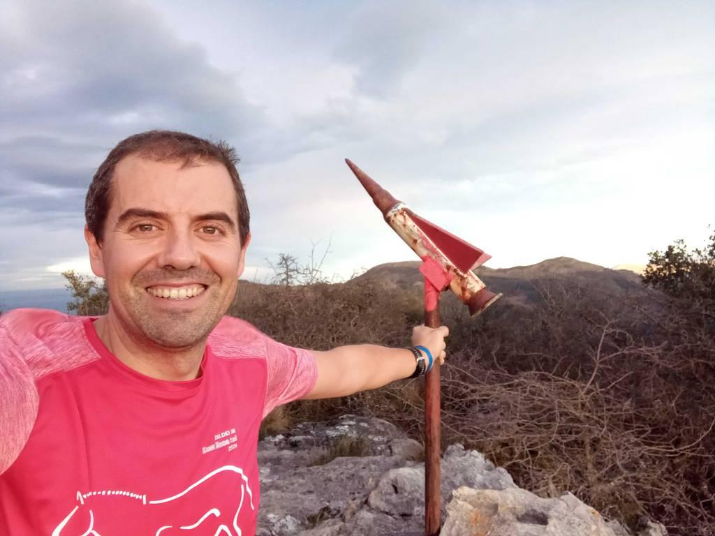 Mikel Lizarralde erabiltzailea Garaluz puntan, 2020-12-14 16:51