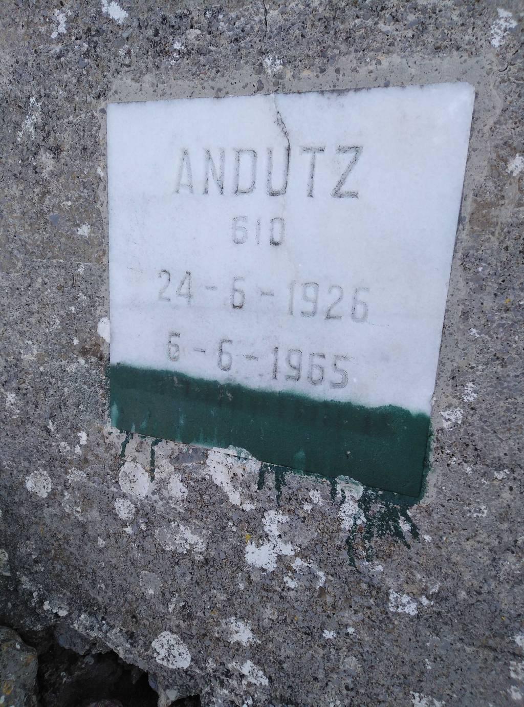Josu Azpillaga erabiltzailea Andutz puntan, 2020-12-20 12:48