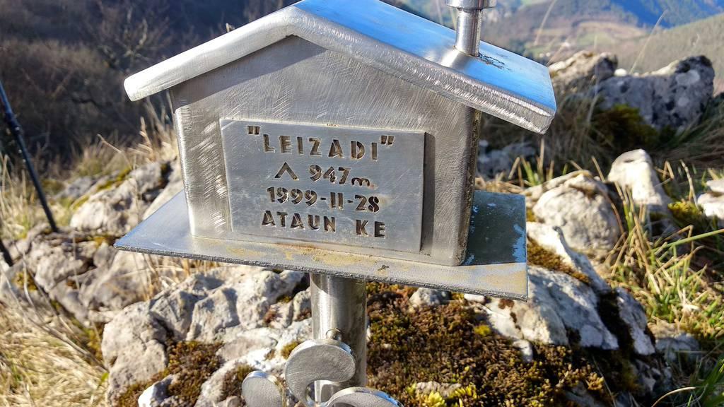 Benito Kamela erabiltzailea Leitzadi puntan, 2020-12-20 13:51