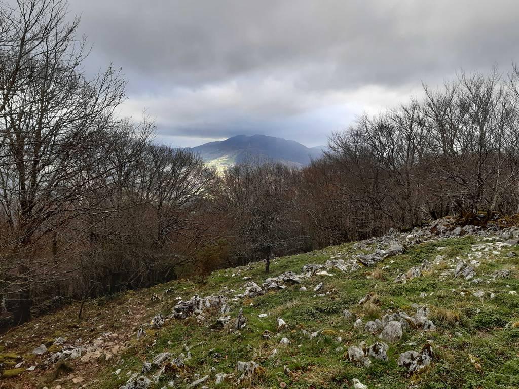 Maider Garaikoetxea erabiltzailea Muñobil / Otsabio puntan, 2020-12-24 15:46
