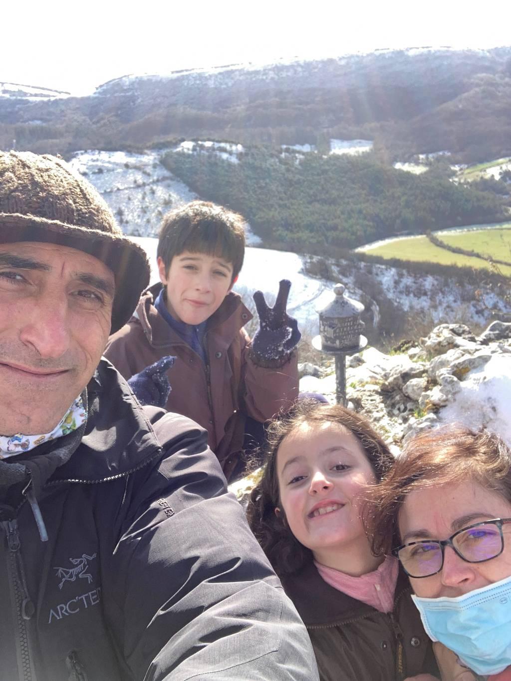 Gorka Belamendia erabiltzailea Atxabal / Oro puntan, 2020-12-25 13:04