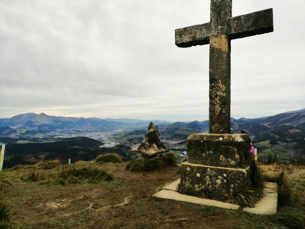 Ainhoa Marcide erabiltzailea Santamariñazar puntan, 2020-12-27 11:14