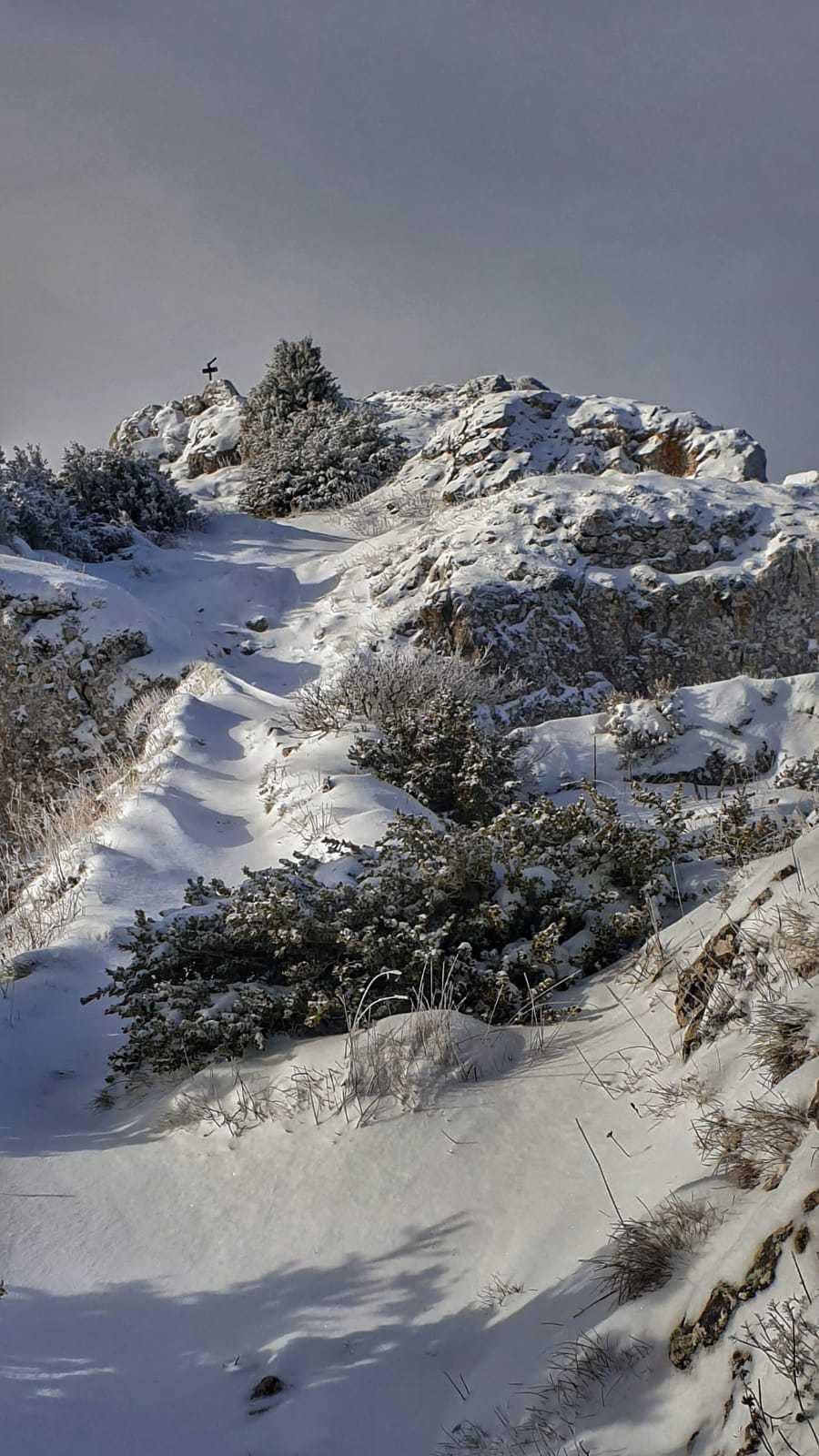 Nahikari Ayerdi Barandiaran erabiltzailea Castillo de Lapoblación (El león dormido) puntan, 2020-12-30 11:08