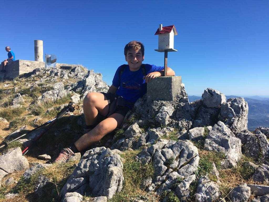 Aimar Ansola erabiltzailea Aketegiko erpina puntan, 2020-08-25 14:42