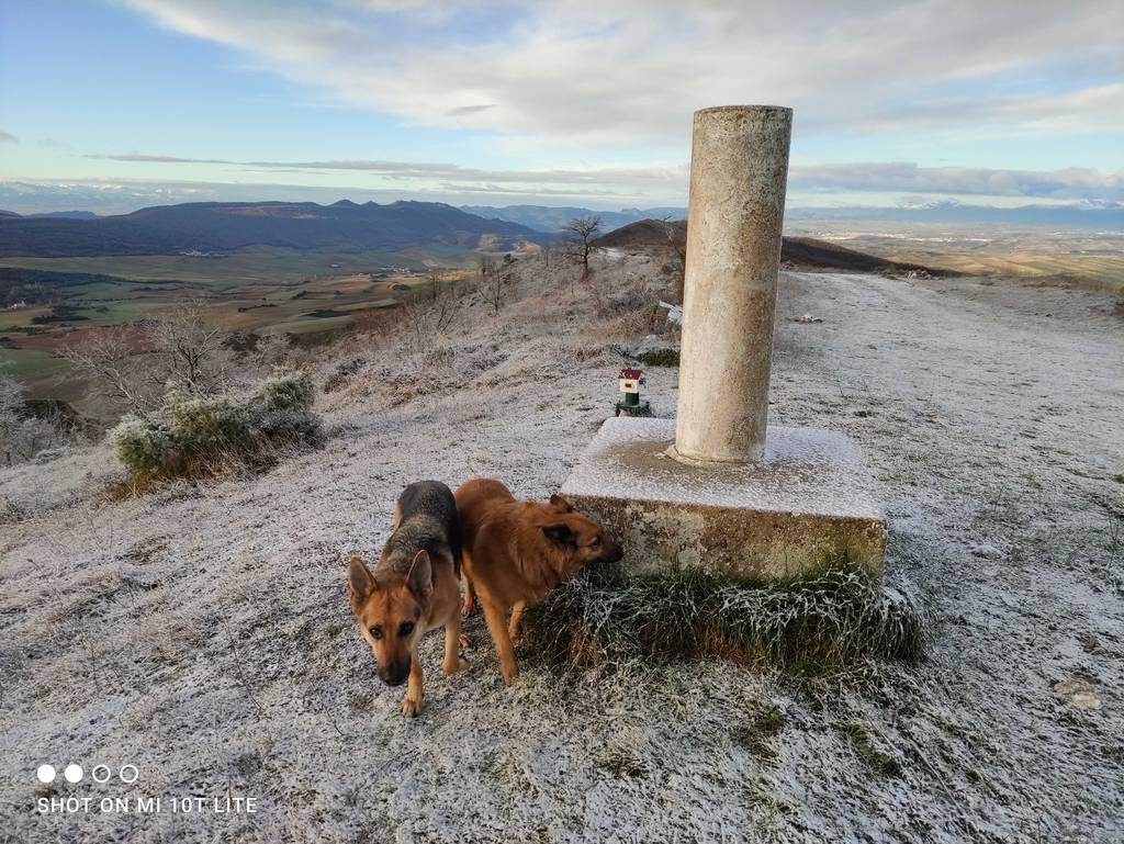 MIKEL ARRIBAS erabiltzailea Cerro puntan, 2021-01-01 09:51