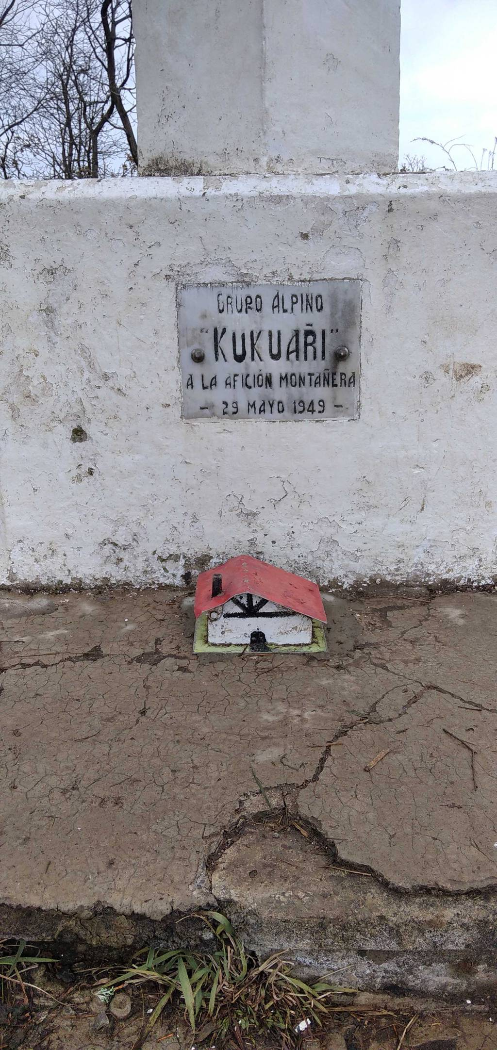 Ainara Martin Aizpurua erabiltzailea Kukuarri puntan, 2021-01-10 13:31