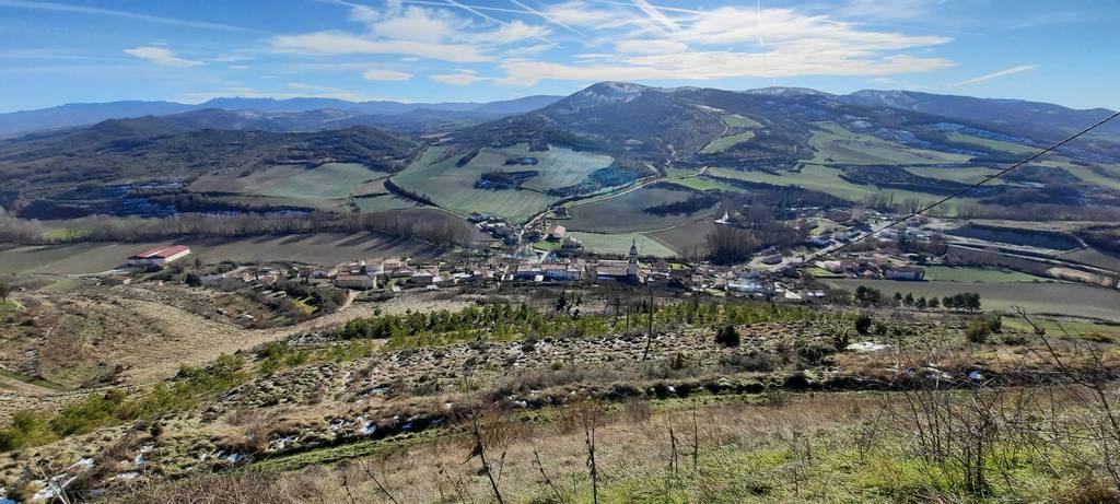 Sergio Txouret erabiltzailea Cerro del Castillo puntan, 2021-01-16 14:06