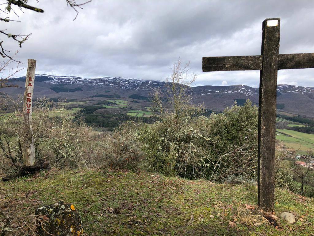 AneeeAM erabiltzailea Cruz de Larrea puntan, 2021-01-24 13:43