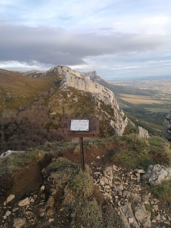 Nahikari Ayerdi Barandiaran erabiltzailea Castillo de Vallehermosa puntan, 2021-02-02 17:18
