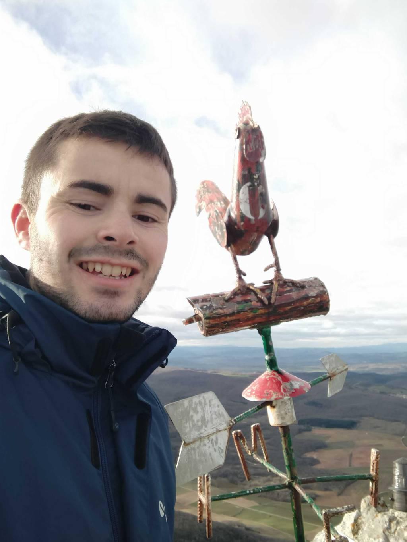 Aitor Torre erabiltzailea San Tirso puntan, 2021-02-10 17:11