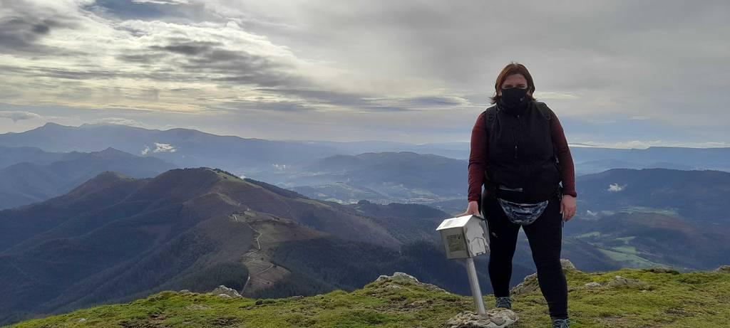 Sonia Campos erabiltzailea Arrabatxu puntan, 2021-02-13 11:24