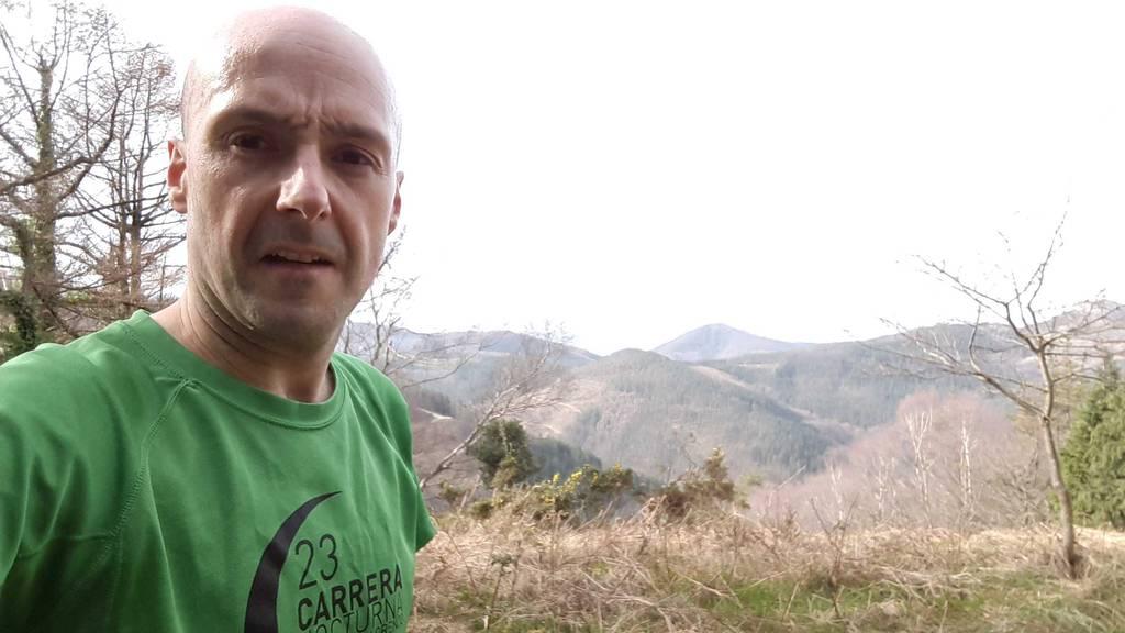 Mikel Larreategi erabiltzailea Asurtzamendi puntan, 2021-02-20 11:29
