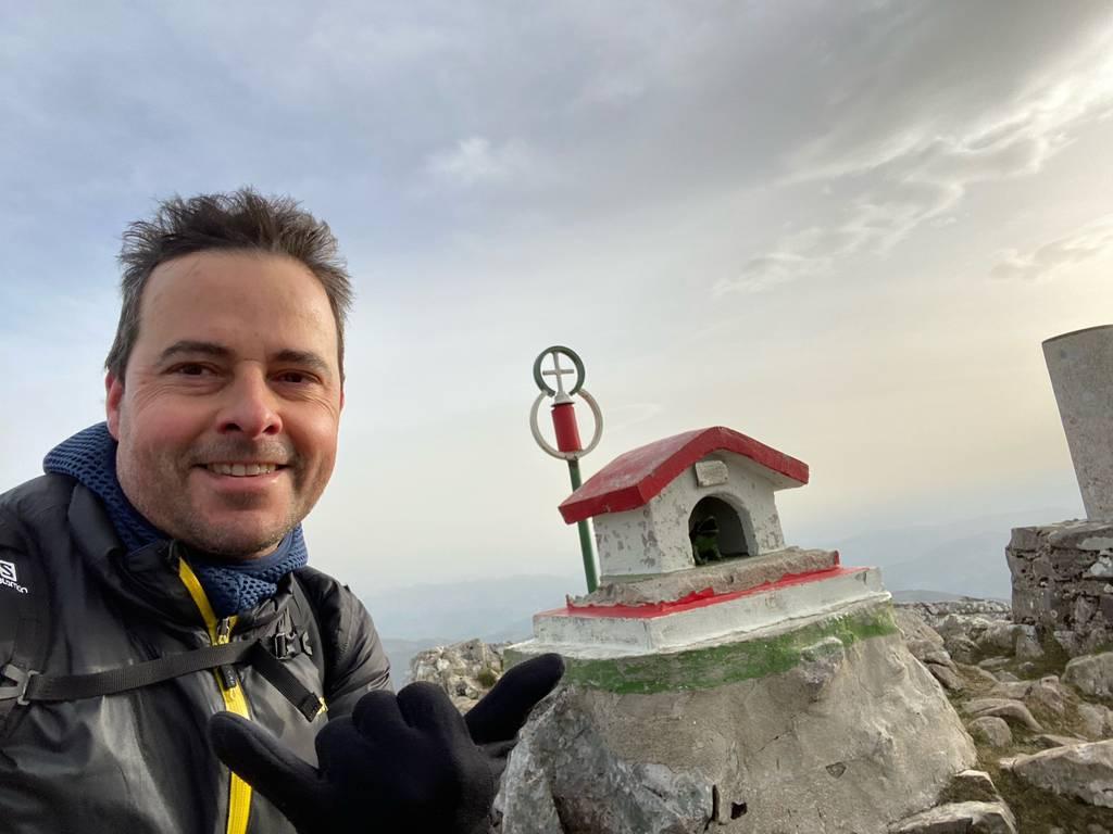 Mikel Biain Zubia erabiltzailea Artzanburu puntan, 2021-02-21 13:23