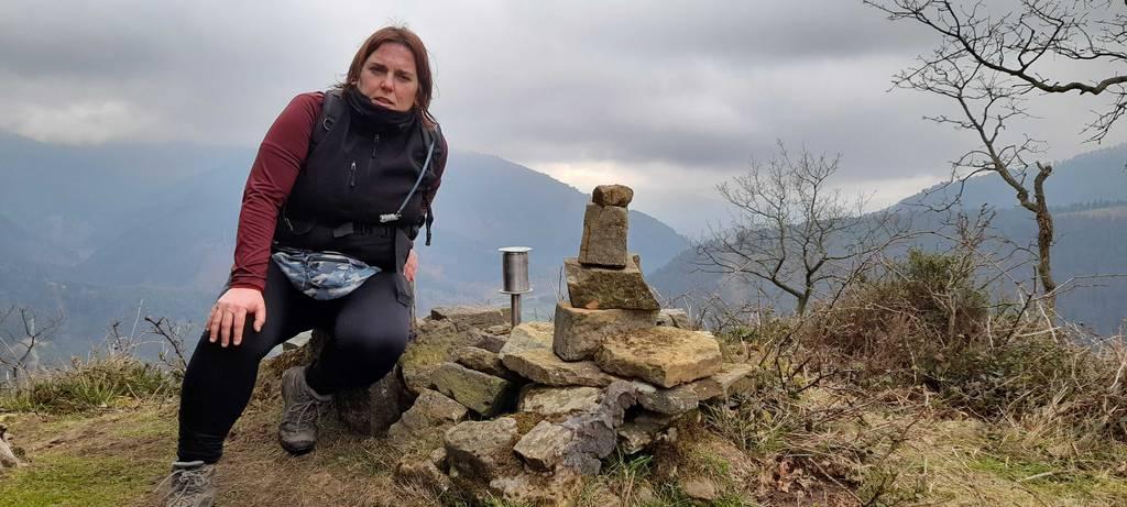 Sonia Campos erabiltzailea Akatza puntan, 2021-02-27 11:45
