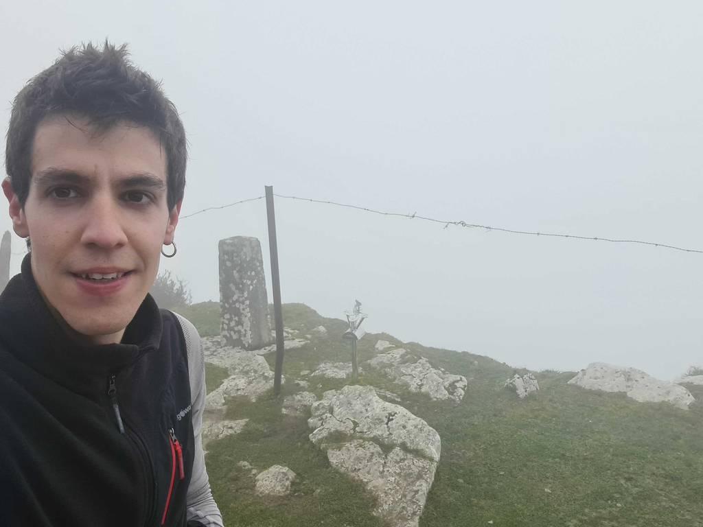 Mikel Barrós erabiltzailea Txarlazo puntan, 2021-02-28 11:14
