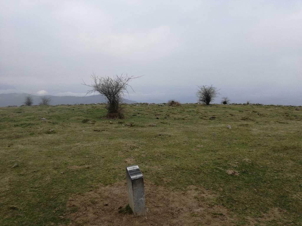Gari Araolaza erabiltzailea Lagarte / Almitxuri puntan, 2021-02-28 12:12