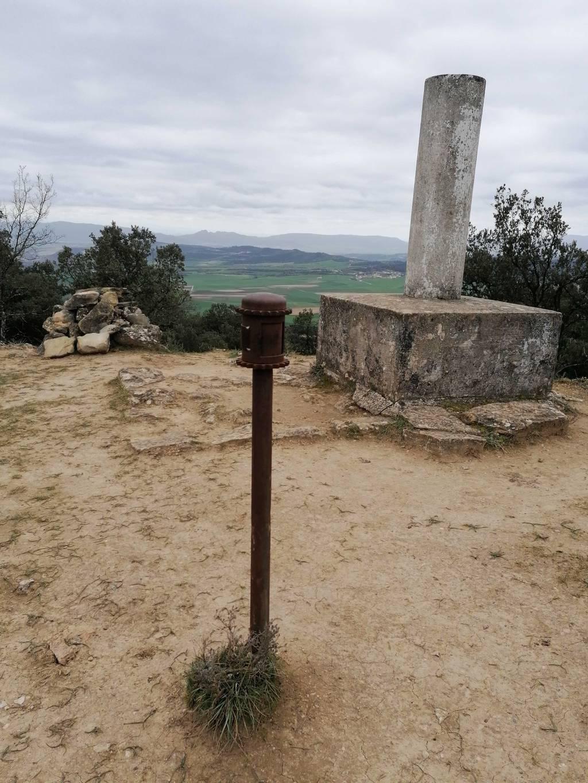 Oskar Aguirre García erabiltzailea Castillo de Tuyo puntan, 2021-03-15 11:17