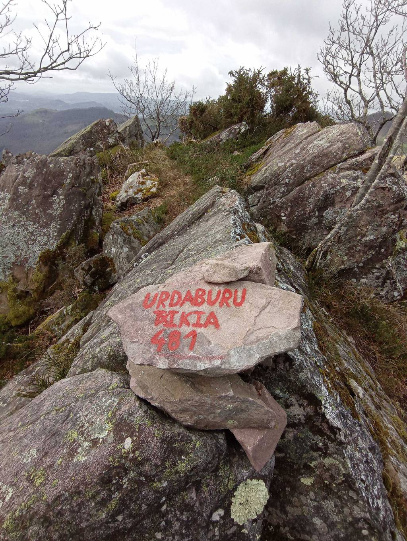 Ramon Emazabel erabiltzailea Urdaburu txikia puntan, 2021-03-16 16:04