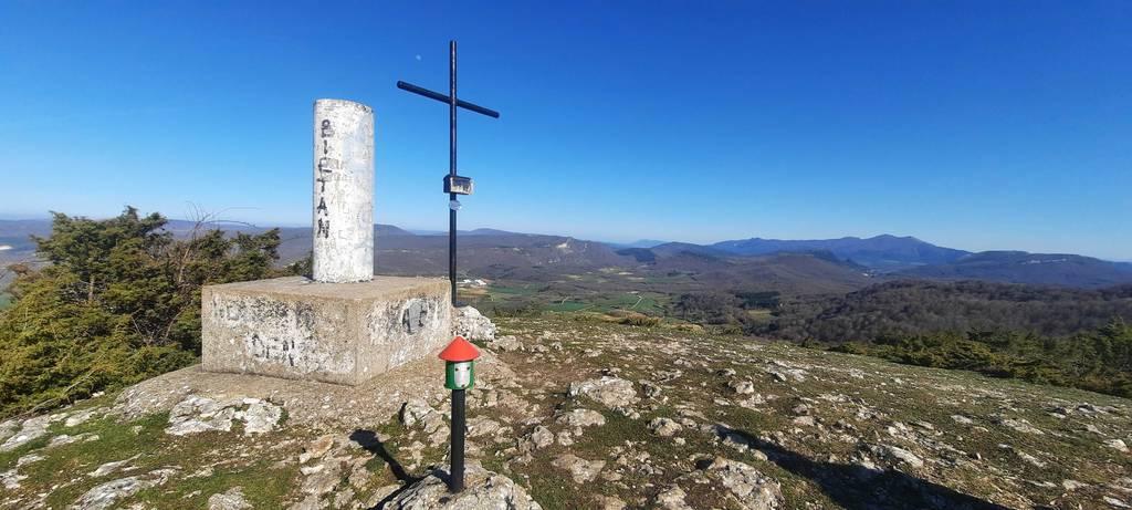 Sergio Txouret erabiltzailea San Kristobal puntan, 2021-03-24 16:24