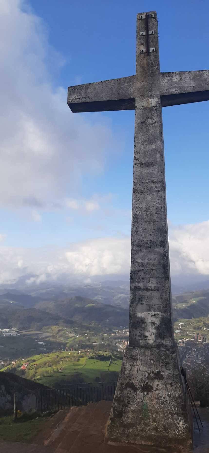 Maider Larranaga erabiltzailea Uzturreko gurutzea puntan, 2021-03-27 09:54