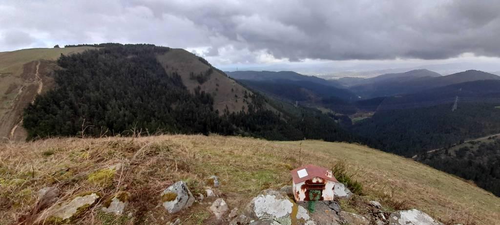 Iñaki Carrero Bujan erabiltzailea Aldape puntan, 2021-03-27 10:55