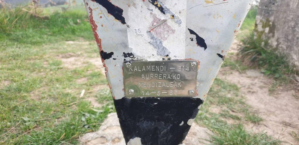 MIKEL ELETXIGERRA erabiltzailea Kalamendi puntan, 2021-02-21 09:51