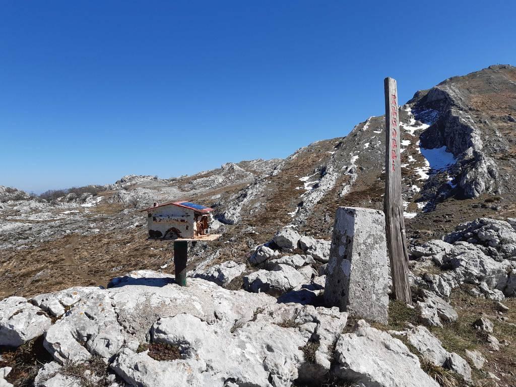 Maider Garaikoetxea erabiltzailea Argorri puntan, 2021-03-28 16:15