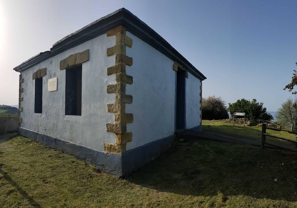 Edorta erabiltzailea San Anton puntan, 2021-03-31 17:54
